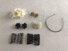 Various jewellery bits