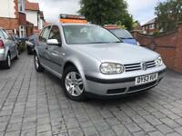 Volkswagen Golf (53) 1.6 Match 5 Door Auto **HPI CLEAR/LOW MILES/LONG MOT/S.H**