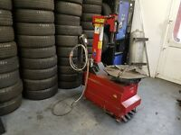 for sale tyre machine 500£