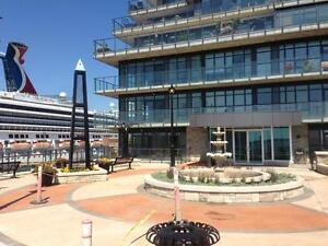 Harbourfront Condo - Luxury Waterfront 1BR H&L, Balcony/Parking