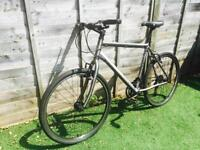 Marin Novato Hybrid bike REDUCED FROM £370!
