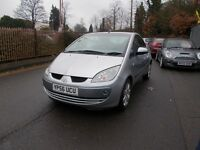 Mitsubishi Colt Cabriolet 1.5 CZC 2dr LADY OWNED GREAT CONVERTIBLE