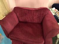 Pink Cuddle chair