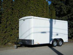 2015 CONTINENTAL CARGO 7x16 Tail Wind