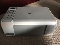 HP multifunction printer / scanner / copier RRP£250 C4180