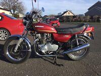 KAWASAKI (KZ) Z750 TWIN 1978