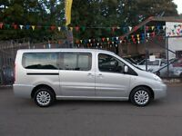 Fiat Scudo 2.0 JTD L2 POWER PANORAMA FAMILY 8 SEATER DIESEL MANUAL RARE