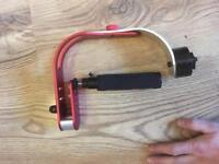 Camera video stabilizer gimbal