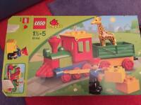 Lego duplo 6144 Zoo train 12 pieces