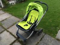 Babystyle Oyster pushchair / stroller / pram