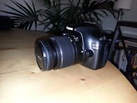 Cannon EOS 1100D as new condition, £240