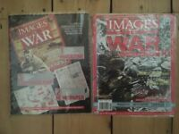 Marshall Cavendish Images of War 1939-1945 - 10 issues.