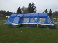 hi gear frontier 6 man tent