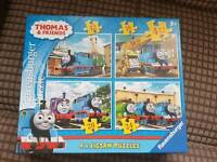 Thomas and Friends puzzles