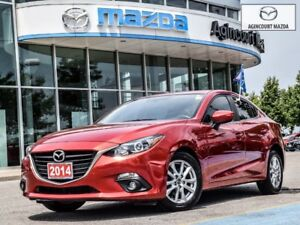 2014 Mazda Mazda3 GS-Sunroof, Bluetooth, Back Up Camera, Htd Sea