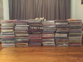 Over 220 CD singles