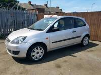 2007 56 ford fiesta style very tidy