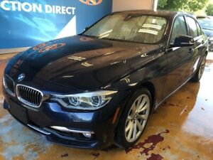 2016 BMW 328 i xDrive AWD/ NAVI/ SUNROOF/ HEATED LEATHER