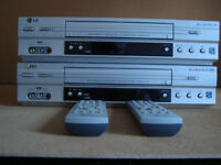 LG Video Recorder Model LV880 with remote - £10 each
