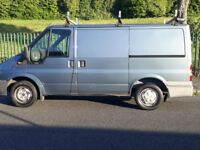 2002 Ford Transit 2.0 Diesel drives perfectly MOT and Tax