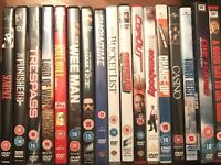 DVDs For Sale! All in good condition! Sold Seperatly or Bulk