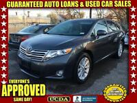 2012 Toyota Venza | APPLY FOR FINANCING TODAY City of Toronto Toronto (GTA) Preview