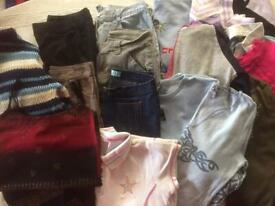 Girls clothes age 12/13