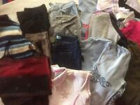 Large bundle of Girls clothes age 12/13