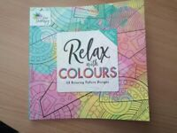 Mindfulness Patterns Colouring Book