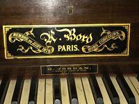 Piano / make K Bond Paris free for collection