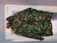 new camouflage parka