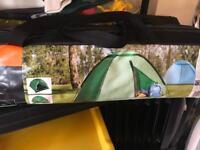 Brand new 2 person ozark trail tent