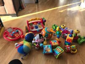 Kids toys - various