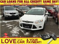 2014 Ford Focus SE * CAR LOANS FOR ALL CREDIT SITUATIONS