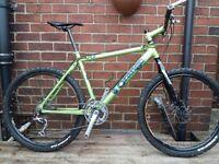 Orange EVO2 Mountain bike, Retro, Hope Brakes