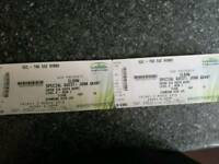2 Elbow Standing Tickets Glasgow £35 for both