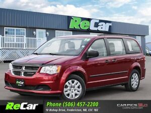 2014 Dodge Grand Caravan SE | ONLY $57/WK TAX INC. $0 DOWN!