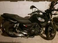 Keeway RKS 125cc Motorcycle