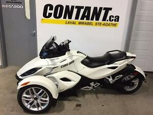 2014 Can-Am SPYDER RS SE5