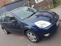 Ford fiesta 2004. Excellent condition