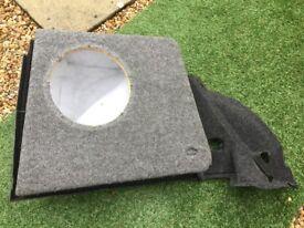 Rare Genuine Auto Acoustics Stealth Box for VW Golf mk4 GT GTI TDI V5 Anniversary Sub Subwoofer Bass
