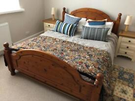 Double Bed (Sold)