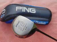 Ping Si3 driver