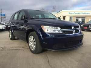 2017 Dodge Journey BRAND NEW, CVP, AC