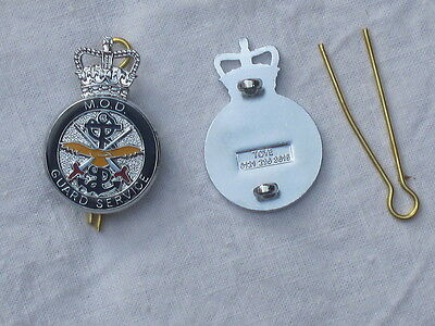 MOD Guard Service, Collar badges,Kragenabzeichen,Ministry of Defence, TOYE