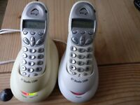 2 BT Cordless home phones