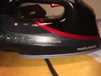 Morphy Richards Turbo Steam pro iron