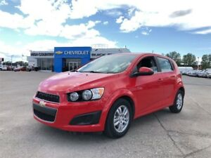 2015 Chevrolet Sonic LT Auto - AIR CONDITIONING, REMOTE START, L