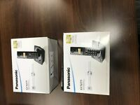 2x Panasonic Digital Cordless Phone Very Gently Used