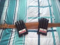 WEIGHTS BELT TITLE BRAND NEW AND MGGURK TRAINING GLOVES
